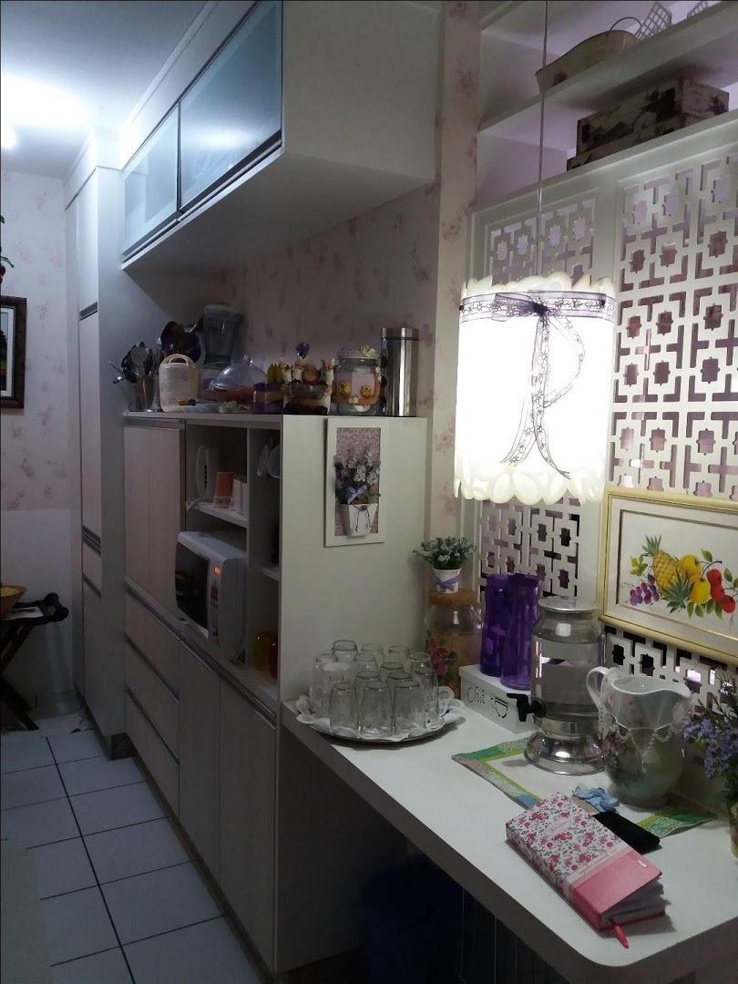 apartamento residencial à venda, parque villa flores, sumaré. - ap1332