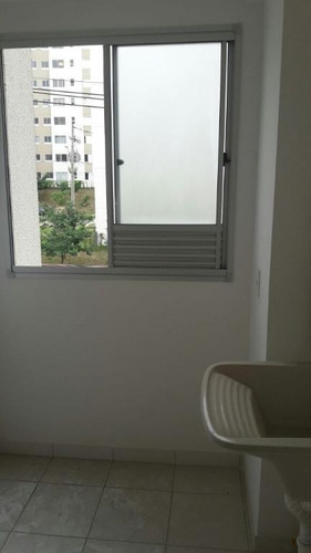 apartamento residencial à venda, parque yolanda (nova veneza), sumaré. - ap0083