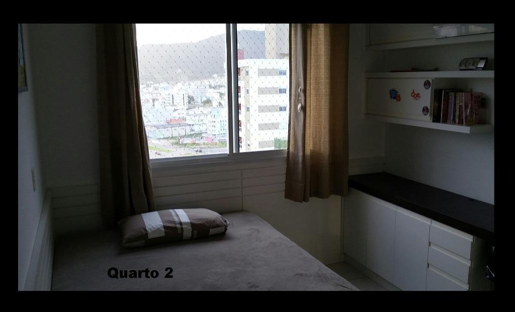 apartamento residencial à venda, passa vinte, palhoça. - ap2474