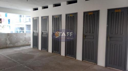 apartamento residencial à venda, passagem, cabo frio. - ap0449