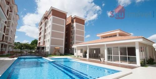 apartamento  residencial à venda, passaré, fortaleza. - ap0257