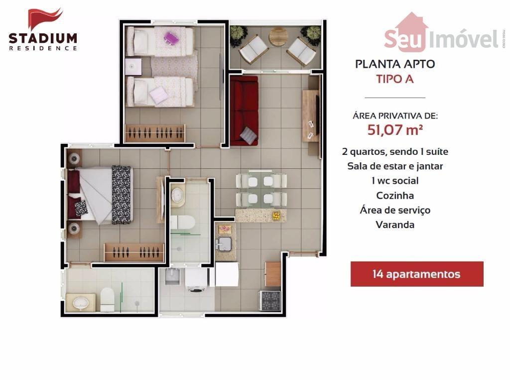 apartamento  residencial à venda, passaré, fortaleza. - ap0742