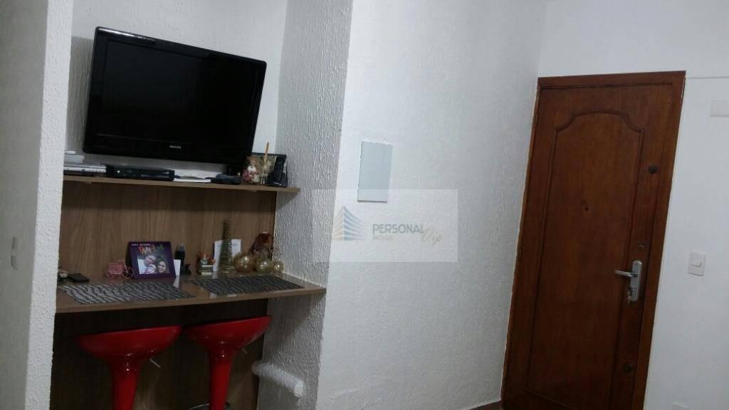 apartamento residencial à venda, paulicéia, são bernardo do campo. - ap1023