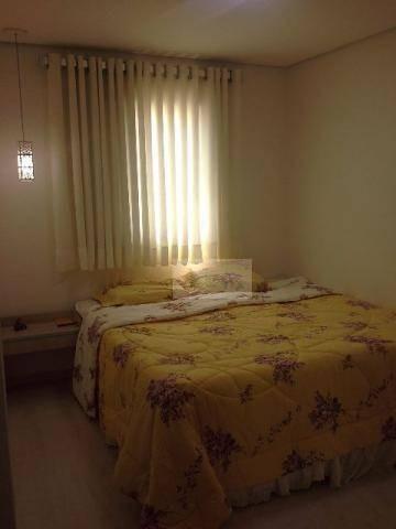 apartamento  residencial à venda, paulicéia, são bernardo do campo. - ap1196
