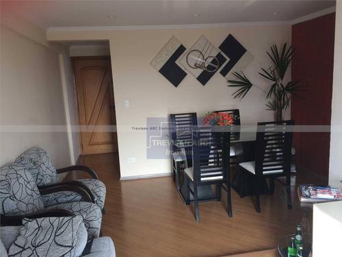 apartamento residencial à venda, paulicéia, são bernardo do campo - ap1377. - ap1377