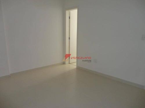 apartamento residencial à venda, paulista, piracicaba. - ap0559