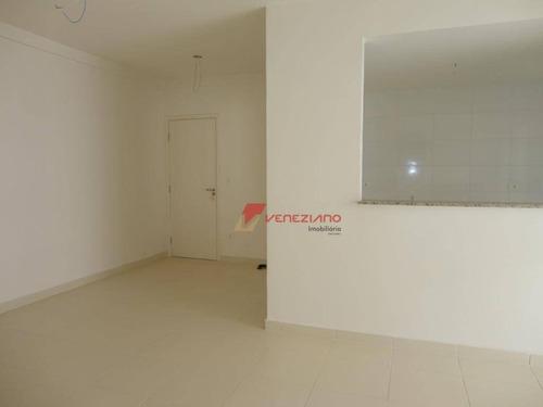 apartamento residencial à venda, paulista, piracicaba. - ap0560