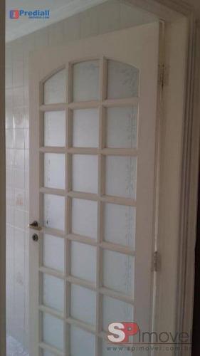 apartamento residencial à venda, pedra branca, são paulo. - ap2258