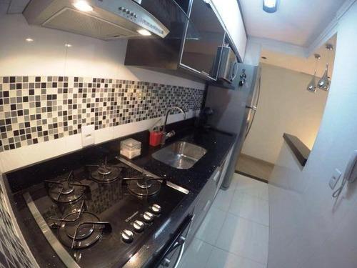apartamento residencial à venda, penha, são paulo. - ap8387