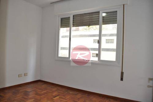 apartamento residencial à venda, perdizes, são paulo. - ap0172
