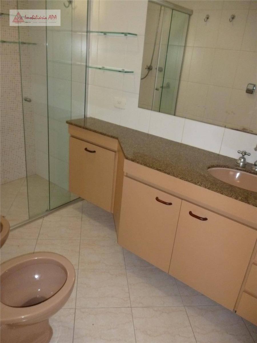 apartamento  residencial à venda, perdizes, são paulo. - ap0366