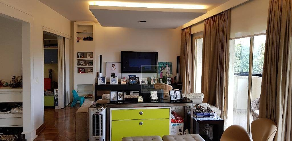 apartamento residencial à venda, perdizes, são paulo. - ap2811