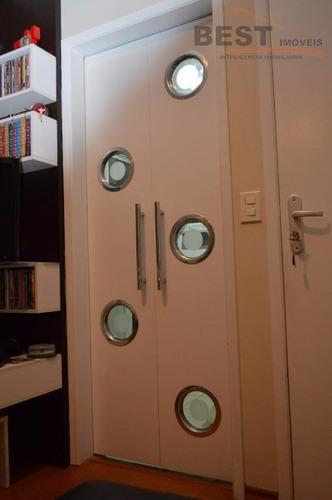 apartamento residencial à venda, perdizes, são paulo. - ap4096
