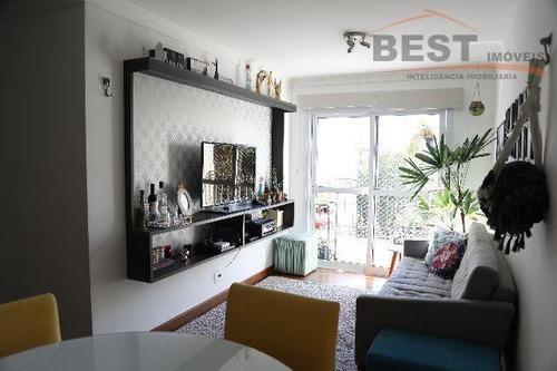 apartamento residencial à venda, perdizes, são paulo. - ap4490