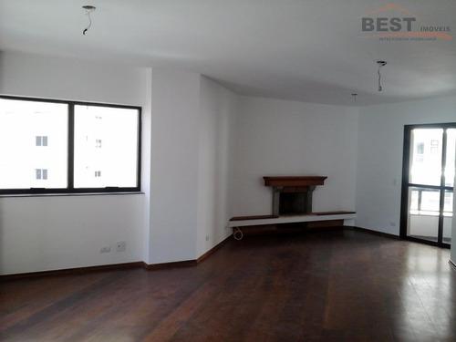 apartamento residencial à venda, perdizes, são paulo. - ap4823