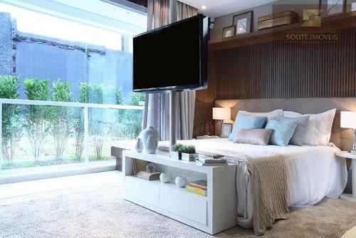 apartamento residencial à venda, perdizes, são paulo. - codigo: ap2096 - ap2096