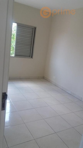 apartamento residencial à venda, picanco, guarulhos. - ap0112