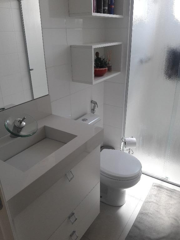 apartamento residencial à venda, picanco, guarulhos. - ap0269