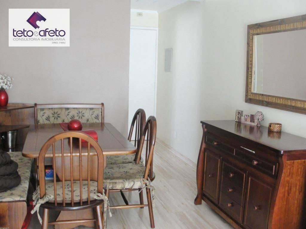 apartamento residencial à venda, picanco, guarulhos. - ap0287