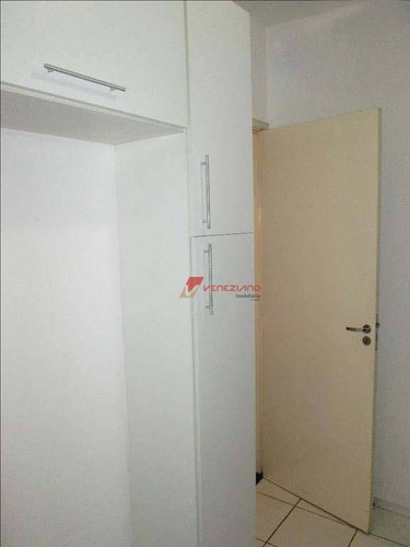 apartamento residencial à venda, piracicamirim, piracicaba. - ap0391