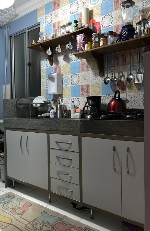 apartamento residencial à venda, piracicamirim, piracicaba. - ap1071