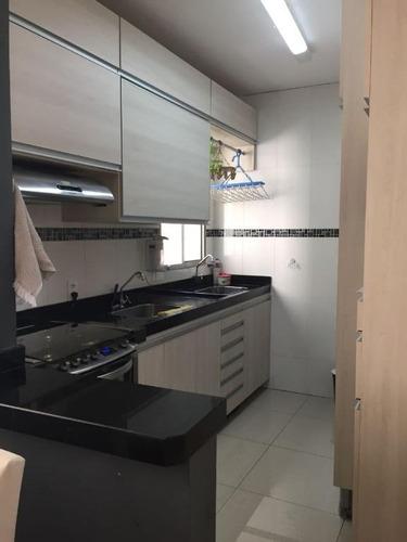 apartamento residencial à venda, piracicamirim, piracicaba. - ap1709