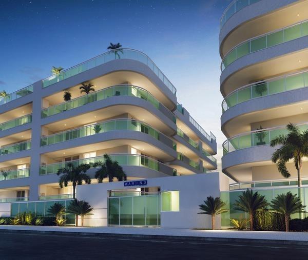 apartamento residencial à venda, piratininga, niterói. - ap5293