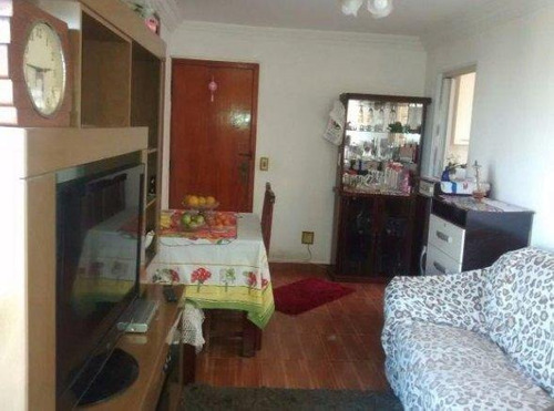 apartamento residencial à venda, piratininga, osasco. - ap1836