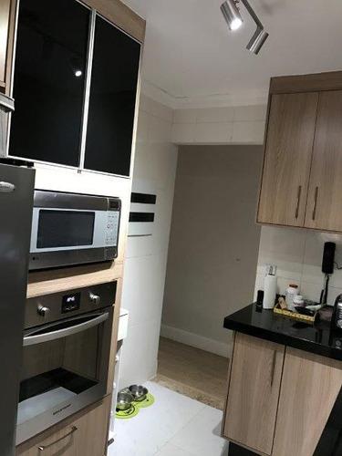 apartamento residencial à venda, pirituba, são paulo. - 2284