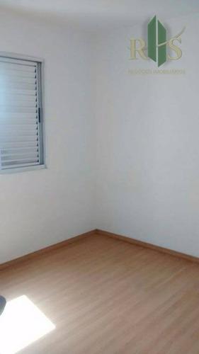 apartamento residencial à venda, pirituba, são paulo. - ap0087
