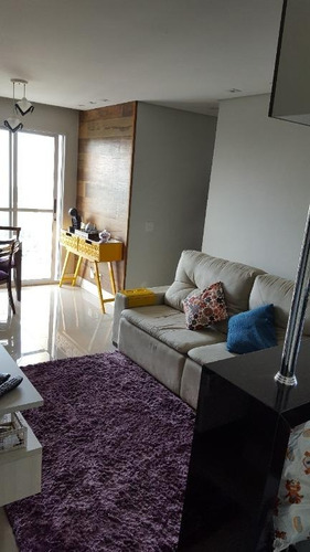 apartamento residencial à venda, pirituba, são paulo - ap1069. - 2850