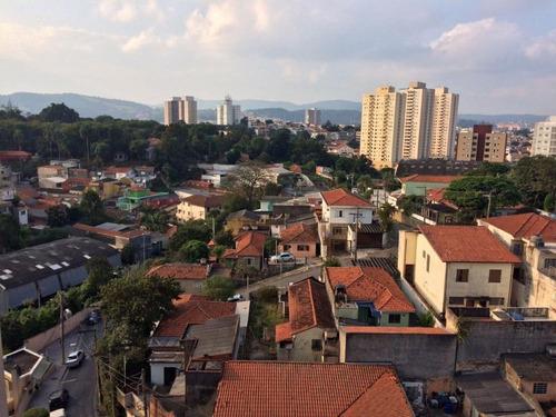 apartamento residencial à venda, pirituba, são paulo. - ap2647