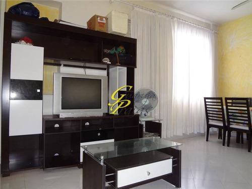 apartamento residencial à venda, pitangueiras, guarujá - ap1678. - ap1678
