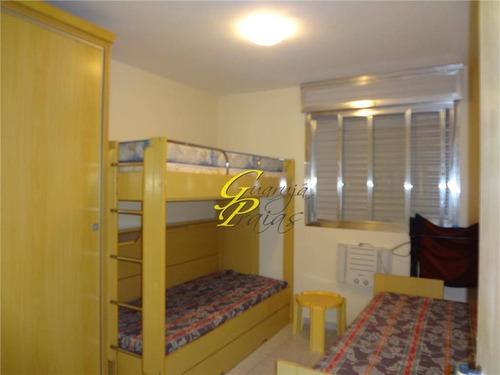 apartamento residencial à venda, pitangueiras, guarujá - ap1819. - ap1819