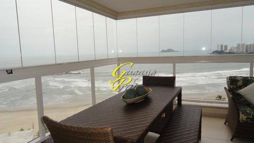 apartamento residencial à venda, pitangueiras, guarujá - ap2175. - ap2175