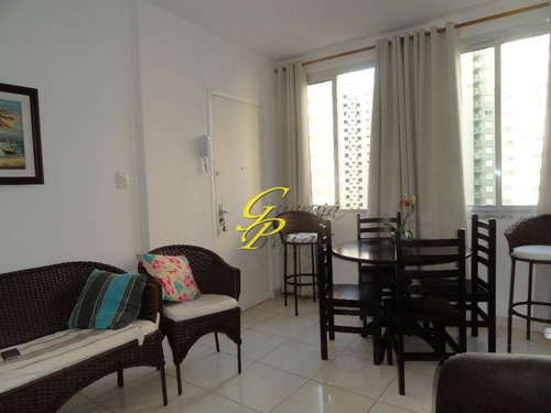 apartamento residencial à venda, pitangueiras, guarujá - ap2694. - ap2694
