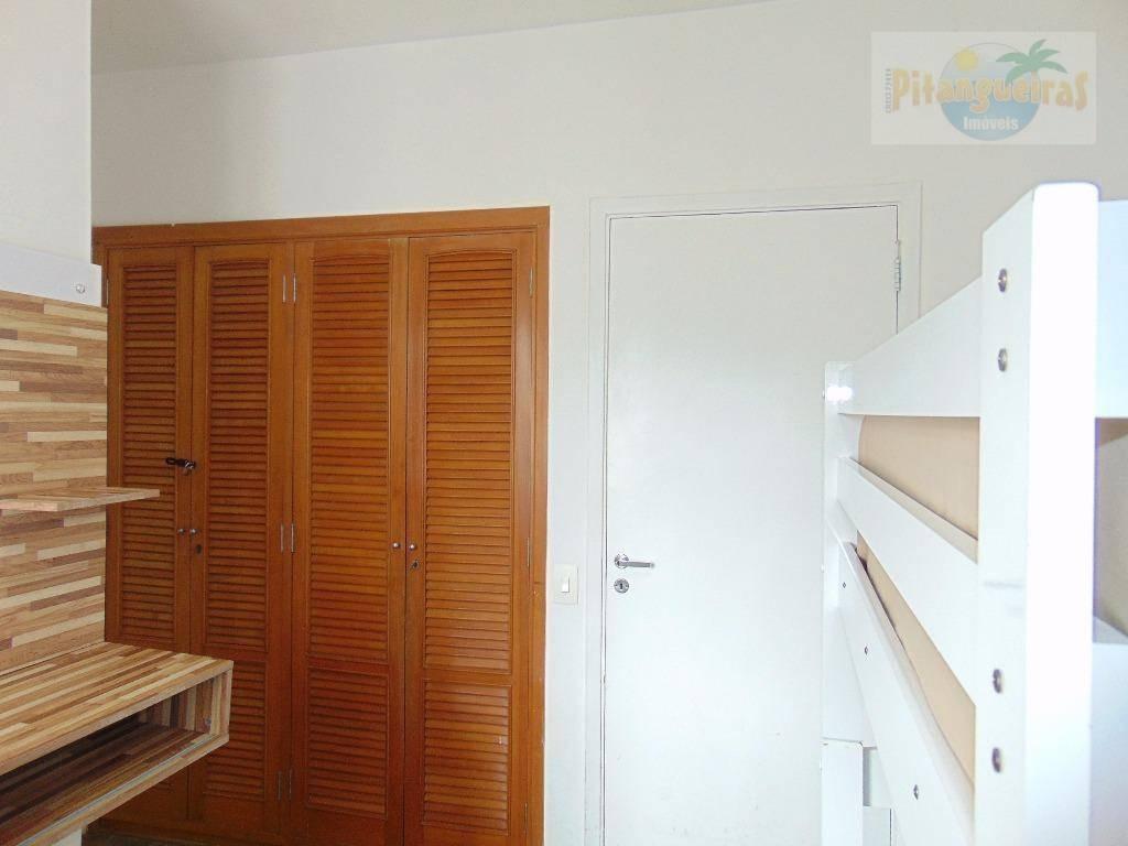 apartamento residencial à venda, pitangueiras, guarujá. - ap3409