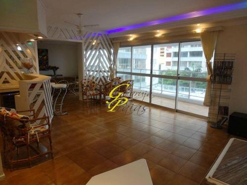 apartamento  residencial à venda, pitangueiras, guarujá. - codigo: ap0882 - ap0882