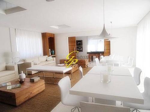 apartamento  residencial à venda, pitangueiras, guarujá. - codigo: ap1110 - ap1110