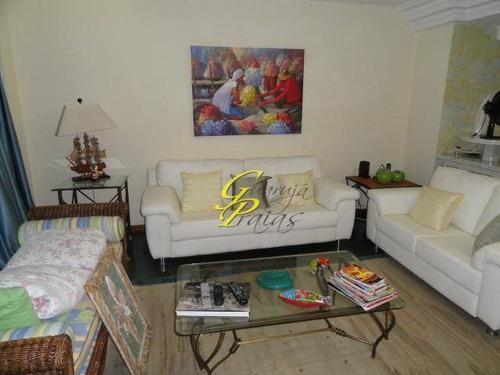 apartamento  residencial à venda, pitangueiras, guarujá. - codigo: ap1114 - ap1114