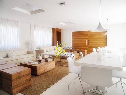 apartamento residencial à venda, pitangueiras, guarujá. - codigo: ap1128 - ap1128