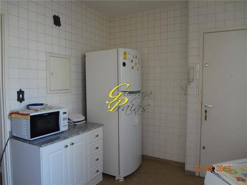 apartamento  residencial à venda, pitangueiras, guarujá. - codigo: ap1257 - ap1257