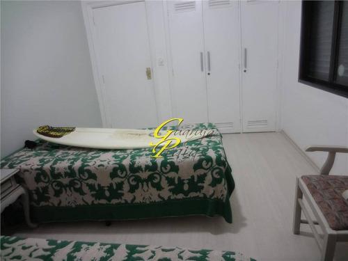 apartamento  residencial à venda, pitangueiras, guarujá. - codigo: ap1371 - ap1371