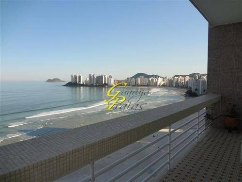 apartamento residencial à venda, pitangueiras, guarujá. - codigo: ap1455 - ap1455