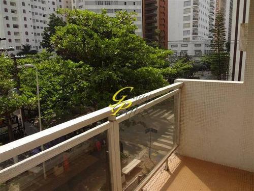 apartamento residencial à venda, pitangueiras, guarujá. - codigo: ap1575 - ap1575