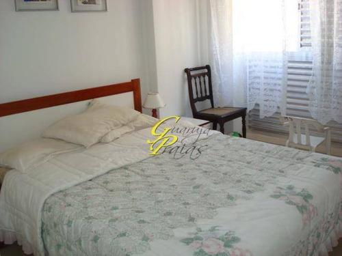 apartamento residencial à venda, pitangueiras, guarujá. - codigo: ap1677 - ap1677