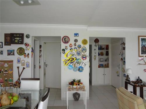 apartamento residencial à venda, pitangueiras, guarujá. - codigo: ap1809 - ap1809