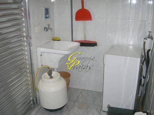 apartamento residencial à venda, pitangueiras, guarujá. - codigo: ap2003 - ap2003