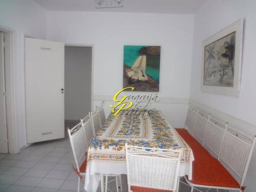 apartamento residencial à venda, pitangueiras, guarujá. - codigo: ap2187 - ap2187