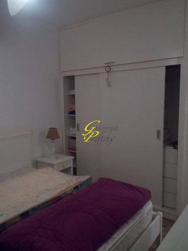 apartamento  residencial à venda, pitangueiras, guarujá. - codigo: ap2313 - ap2313